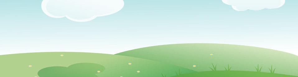 'Green grass landscape' by Rg1024