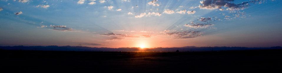 'Sunrise' by Ronald Carlson
