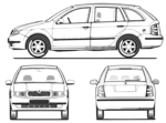 Illustration of a car