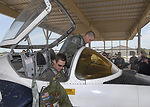 End of an era: Student flies last T-37 training mission
