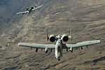 March 5 airpower summary: A-10s provide aerial security