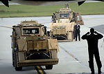 Charleston Airmen begin transporting new Army vehicles