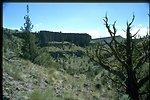 Scenery along Chimney Rock Trail.