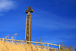 Old celtic cross