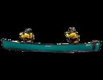 Canoeists and Canoe