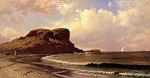 Alfred T. Bricher - Castle Rock, Nahant, Massachusetts - Google Art Project.jpg