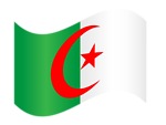 Algeria flag 2