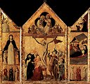 14th-century unknown painters - Triptych - WGA23891.jpg
