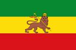 Old Flag of Ethiopia (1897–1974)