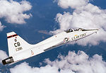Two pilots dead in T-38C crash at Columbus AFB