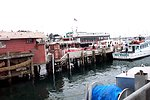 Fisherman's Wharf at Monterey.