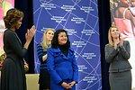 First Lady Michelle Obama and Deputy Secretary Higginbottom Honor Dr. Iris Yassmin Barrios Aguilar of Guatemala