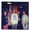 Karl Haller and friends