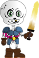 Skeleton Chibi