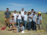 Youth Conservation Corps and Utah Conservation Corps crews