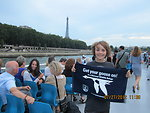 Get Your Goose On! - Eiffel Tower Style!