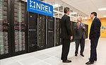 Secretary Lew visits NREL in Colorado