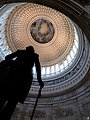 Apotheosis of Washington in the Rotunda of the U.S. Capitol