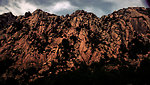 ancient rocks and ridges, Wichita Mountains Refuge