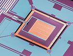 NIST Micro Sensor and Micro Fridge Make Cool Pair