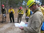 Getting Oriented to Controlled Burn