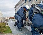 Cannon House Building Balustrade Repairs November 2013
