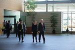 Deputy Secretary Burns and Ambassador Kennedy Visit the Japanese Prime Minister's Residence