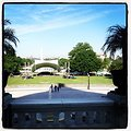 Capitol west lawn hosts Memorial Day Concert, Sunday at 8 pm. Photo: preparations last week. #memdaypbs