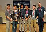 2nd place Farragut HS 2014 TN DOE Science Bowl