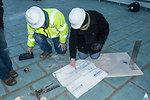 Capitol Dome Restoration Roof Survey