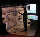 Immersive environment; 3D
