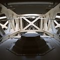 View of the interstitial space of the  #CapitolDome. #architecture