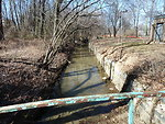 Restoring an Urban Stream (before)
