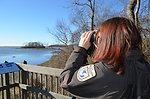 Binocular viewing (RI)