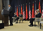 Secretary Lew delivers remarks at opening session of the U.S. China Strategic Economic Dialogue