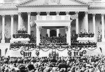 Inauguration of President Warren G. Harding