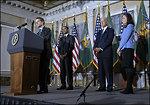 Secretary Geithner's swearing-in remarks