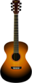 acoustic sunburst