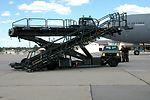Air Mobility Battlelab combines cargo, passenger loaders