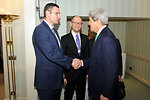 Secretary Kerry Meets UDAR Party's Klychko Before Session with Ukranian Opposition Leaders