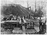 Hydraulic Proving Machine Late c.1857