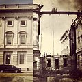 The Capitol in September: 2013 & 1857. #tbt #architecture