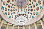 Small Senate Rotunda Chandelier
