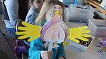 Handmade Turkey Puppet