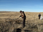 Marking Fence for Sage Grouse