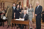 Bruce Heyman Signs His Papers to Become the U.S. Ambassador to Canada