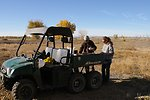 Seed Wagon and Staff