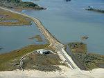 Chincoteague National Wildlife Refuge (VA), beach road damage