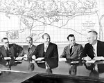 AEC Commission First Group Oak Ridge 1947