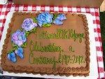 It's Not a Celebration Without Cake